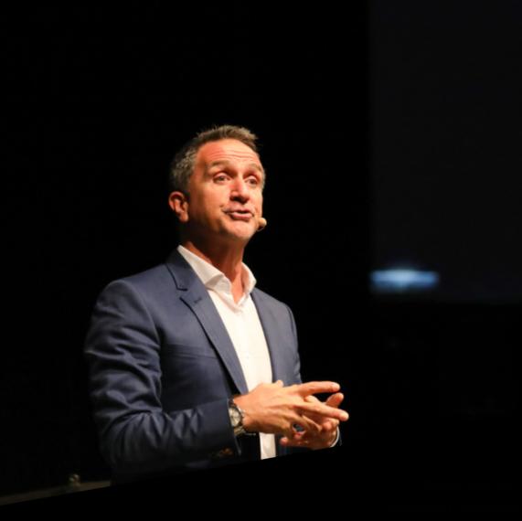 Tony Robbins Scott Harris foto curso UPW VIRTUAL 2021